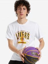 Футболка мужская New Era NBA Shatter Print
