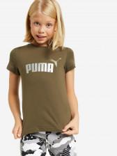 Футболка для девочек PUMA ESS+