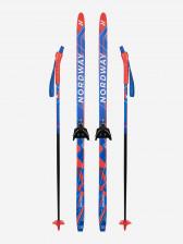 Комплект лыжный детский Nordway Flame 75 mm