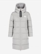 Пальто утепленное для девочек Kappa