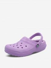 Шлепанцы для девочек Crocs Classic Lined Clog K