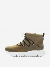 Кроссовки высокие утепленные мужские Skechers Zubas