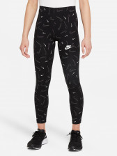 Легинсы для девочек Nike Sportswear Favorites