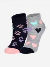 Носки для девочек Demix, 1 пара