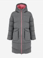 Пальто утепленное для девочек Outventure
