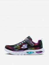 Кроссовки для девочек Skechers Glow-Brites