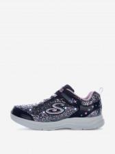 Кроссовки для девочек Skechers Glimmer Kicks Glitter N' Glow