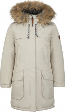 куртка утепленная merrell детская 146 серого цвета