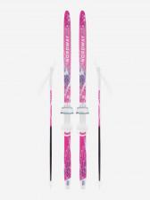 Комплект лыжный детский Nordway Snow Princess soft