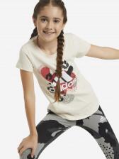 Футболка для девочек adidas Graphic