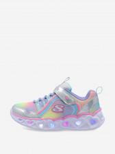 Кроссовки для девочек Skechers Heart Lights